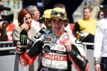 Moto3 Assen: Antonelli takes surprise late pole