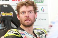 Crutchlow breaks tibia, not sure of racing