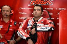 Petrucci 'quite scared, felt a lot of pain'