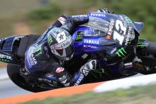 Vinales switches practice strategy at Brno