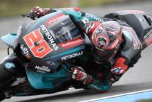 Brno MotoGP test times - Monday (FINAL)