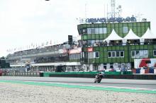 Brno MotoGP test times - Monday (3pm)