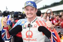 Miller: We can be happy finishing 3.4secs off Marquez