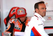 Puig: Marquez was 0.3s or 0.4s faster than rivals until race