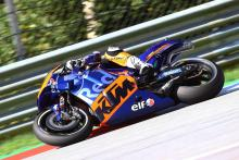 'Nice boost' as Oliveria puts Tech 3 KTM into Q2 contention