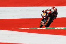 Marquez: Solid day, very good pace