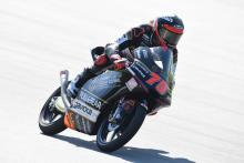 Moto3 Buriram: Arenas wins tight Thailand tussle