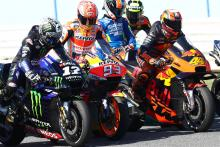 'Lucky' if MotoGP restarts by Catalunya?