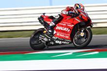 Gigi: Ducati MotoGP innovations 'a team effort'