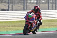 Garzo disqualified from MotoE Valencia Race 1, out of title fight