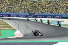 10,000 fans a day at Misano MotoGPs
