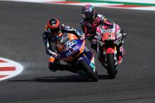 Di Giannantonio's Speed Up team appeal Misano Stewards' call - UPDATED