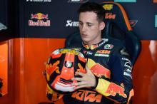 Espargarao suffers fractured radius, out of Aragon MotoGP