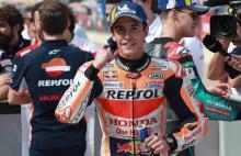 """Marquez """"managing pressure"""" to avoid Austin repeat"""