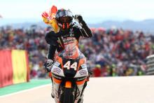 Moto3 Aragon: Canet wins after Motorland Masterclass
