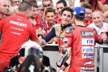 Dovi: 'Strange' season, 'Marc did something crazy'
