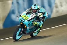 Moto3 Motegi: Dalla Porta wins as Canet crashes out