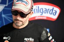 Biaggi plays down Aprilia MotoGP test rumour