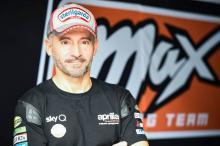 Max Biaggi on Aprilia shortlist for Sepang test