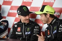 Rossi: Yamaha needs test rider capable of race lap times