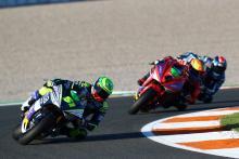 Granado beats Smith, Ferrari seals MotoE title