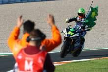Eric Granado eases to MotoE pole for Jerez opener