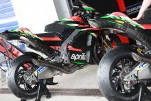 """Aprilia preparing for """"the new bike in Malaysia"""""""