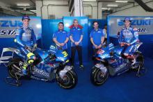 Suzuki keen to keep Rins, Mir for 2021