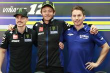 Rossi 'speaks with Jorge a lot', 'better day on new M1'