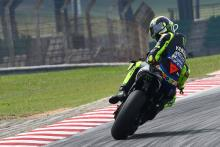 Rossi improves 'main issue', but 'just one track'