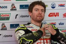 Crutchlow: Honda engine stronger, front-end feeling a little worse