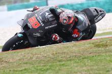 Sepang MotoGP test times - Combined