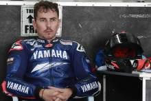 'It's a pity' - Lorenzo still on 2019 Yamaha for Portimao test