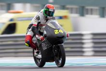 Jerez Moto3 test times - Friday (Session 2)