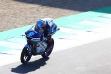 Qatar Moto3 test times - Friday (FINAL)
