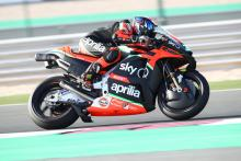 Aprilia 'ready for next test' after Misano shakedown