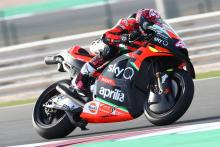 Aleix: Podium pressure with best Aprilia