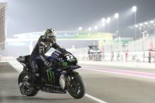 Qatar MotoGP test times - Combined