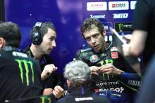Rossi 'really bad news', Vinales 'a shame'