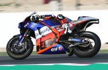 KTMs equal at start - then Espargaro, Oliveira 'top guys'