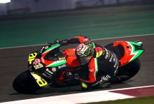 Aleix: Aprilia feeling improved lap after lap on race run