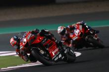 Petrucci 'removes doubts' as Ducati shows pace