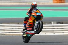 Qatar Moto2 test times - Saturday (FINAL)