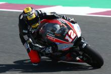 Luthi keeps clear of Martin in Qatar Moto2 FP1