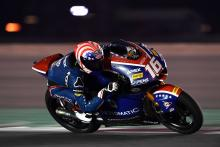 Roberts on Qatar Moto2 pole with equal time to Marini