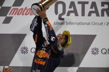 Nagashima: Victory 'big step' towards MotoGP dream