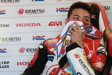FP2 pace setter Nakagami eyeing direct Q2 route