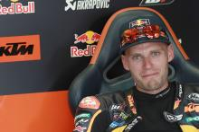 Binder expects physically demanding MotoGP debut at 'toasty hot' Jerez