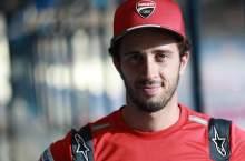 Dovizioso: Collarbone 'won't affect my weekend'