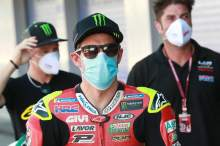 Crutchlow: Austria 'like ice' in wet, 'walls need pushing back'